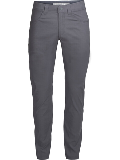 Icebreaker Persist - Pantalon long Homme - gris